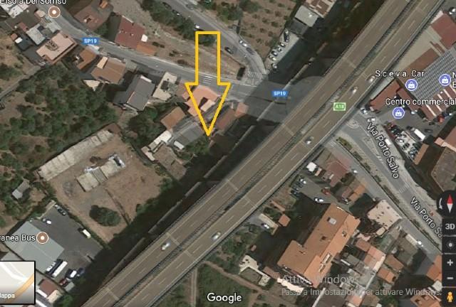Terreno vendita SANTA TERESA DI RIVA (ME) - 99 LOCALI - 180 MQ