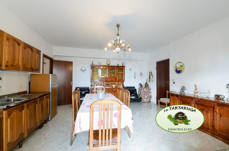 Appartamento vendita SANTA TERESA DI RIVA (ME) - 3 LOCALI - 75 MQ